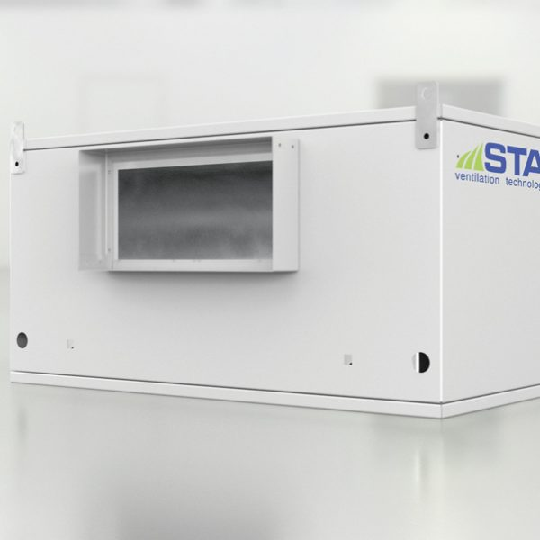 STA Ventilation Technolgy - Direct driven exhauster type EA