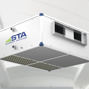 STA Ventilation Technolgy -Horizontal air conditioning unit type UCO