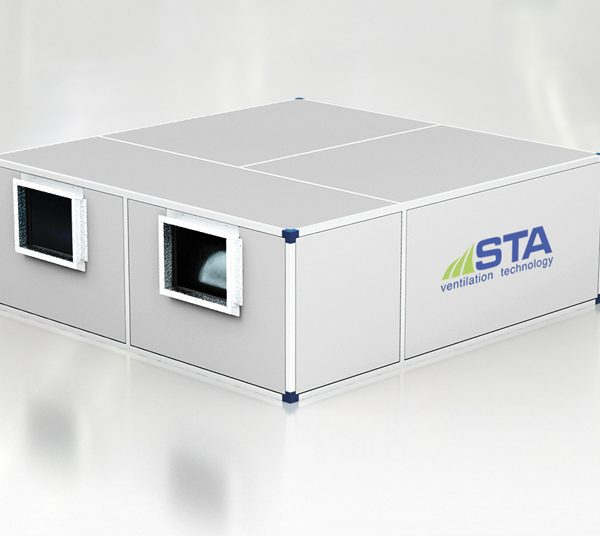 STA Ventilation Technolgy - Heat recovery unit type UCR