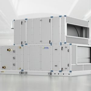 STA Ventilation Technolgy - Air handling unit type UTA